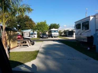 Tropical Gardens RV Park in Bradenton Florida1