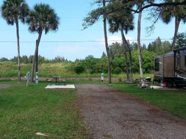 Vero Beach Kamp RV Park in Sebastian Florida6