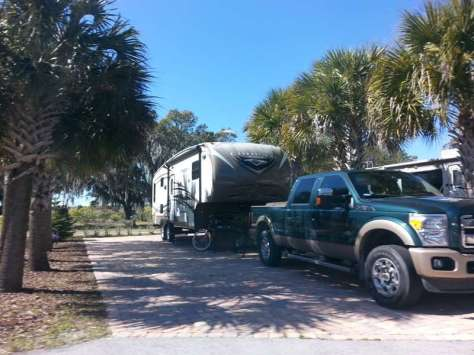 Water's Edge Motor Coach & RV Resort in Okeechobee Florida3