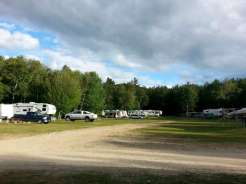 White Birches Camping Park in Gorham2