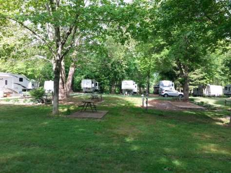 Winngray Campground in Waynesville North Carolina2