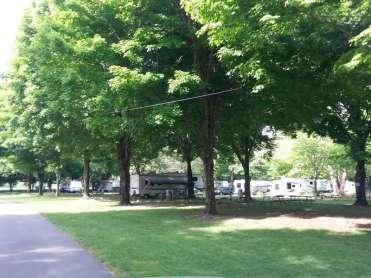Winngray Campground in Waynesville North Carolina3