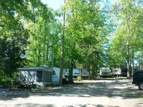 Woodsmoke Family Campground in Irmo South Carolina3