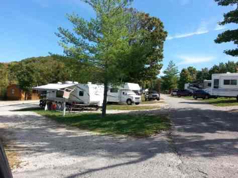 America's Best Campground in Branson Missouri Pull thru