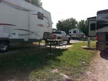 America's Best Campground in Branson Missouri Spacing