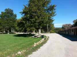 Andrew's Landing RV Park in Branson Missouri Looking Back