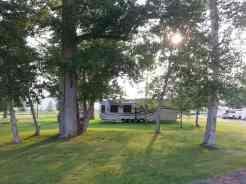 Bernie & Sharon's Riverfront RV Park in Garrison Montana Deer Lodge Huge Sites