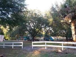 Bill Frederick Park and Pool at Turkey Lake in Orlando Florida Playground