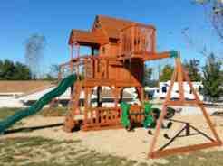 Branson Stagecoach RV Park in Branson Missouri Playground