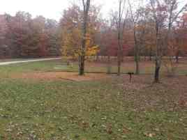 Breckenridge Lake Resort in Crossville Tennessee tent sites