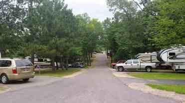 Christmas Mountain Village RV Park Wisconsin Dells ...