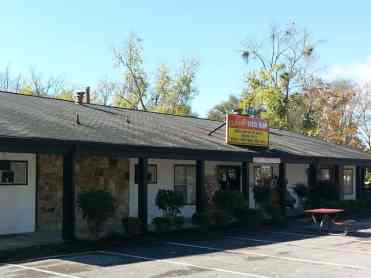 Claboughs Campground in Pigeon Forge Tennessee game room