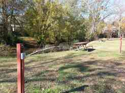 Claboughs Campground in Pigeon Forge Tennessee tent sites