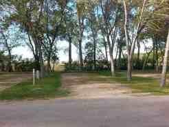 Codington County Memorial Park in Watertown South Dakota Backin