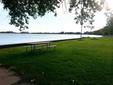 Codington County Memorial Park in Watertown South Dakota Waterfront