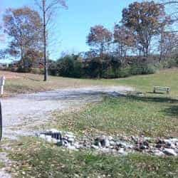 Cove Mountain Resorts RV Park in Sevierville Tennessee Pull In