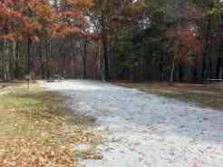 Deer Run RV Resort in Crossville Tennessee Backin