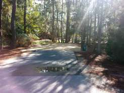 The Campsites at Disney's Fort Wilderness Resort in Lake Buena Vista Florida Tent Site