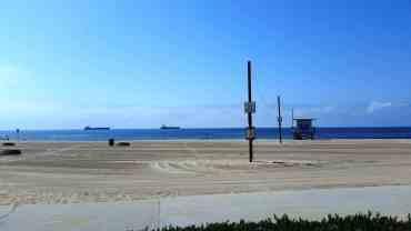 Dockweiler Beach Rv Park Playa Del Rey California Rv