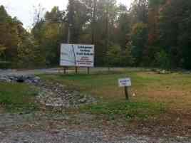 Exit 31 RV Park in Grand Rivers Kentucky Trails