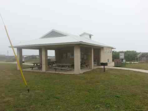 Gamble Rogers Memorial State Recreation Area at Flagler Beach in Flagler Beach Florida Restroom