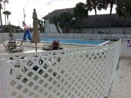 Orlando Winter Garden RV Resort in Winter Garden Florida Pool