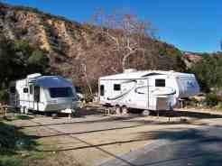 Glen Eden Nudist Resort in Corona California Partial Hookup RV Sites