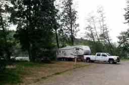Grandy Lake Park Campground