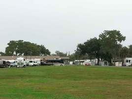 Hidden River Travel Resort in Riverview Florida View
