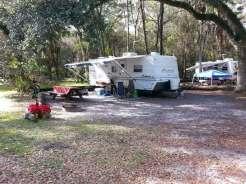 Hillsborough River State Park in Thonotosassa Florida Site