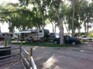 Indian Campground and RV Park in Buffalo Wyoming Pull Thru