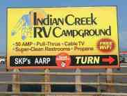 indian-creek-rv-campground-deer-lodge-sign