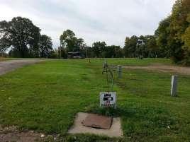 Iowa State Fairgrounds in Des Moines Iowa RV Sites