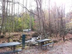 Great Smoky Jellystone Camp-Resort in Cosby Tennessee Tent Site