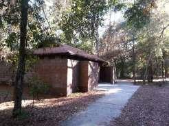Kelly Park / Rock Springs in Apopka Florida Restroom