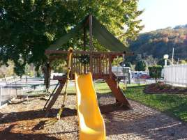 King's Holly Haven RV Park in Pigeon Forge Tennessee Playground