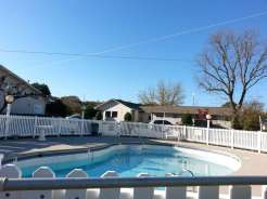 King's Holly Haven RV Park in Pigeon Forge Tennessee Pool