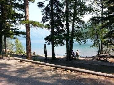 kintla-lake-campground-glacier-national-park-picnic-area