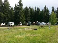 koa-mountainside-west-yellowstone-montana-backin-trees