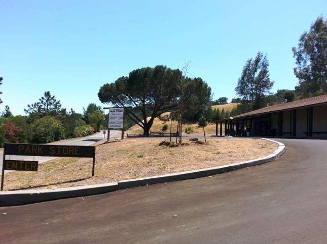 Lake Casitas Recreation Area Campground Ventura, California