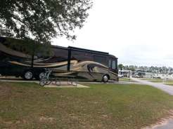 Lake Magic RV Resort in Clermont Florida Big Site