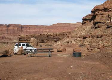 ledge-camping-area-blm-moab
