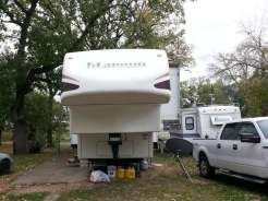 Lowry Grove RV Park in Minneapolis (St Anthony Village) Minnesota backin