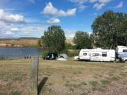 Mikesell-Potts Recreation Area Tent and RV