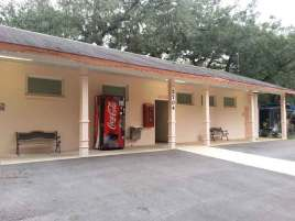 Mill Creek RV Resort in Kissimmee Florida Restroom