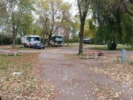 Minneapolis Northwest KOA in Maple Grove Minnesota Pull Thrus