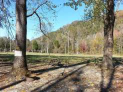 Mountaineer Campground in Townsend Tennessee Backin
