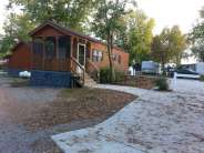 Nashville's Yogi Bear Jellystone Park in Nashville Tennessee Cabins