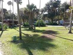 New Smyrna Beach RV Park and Campground in New Smyrna Beach Florida Pull thru