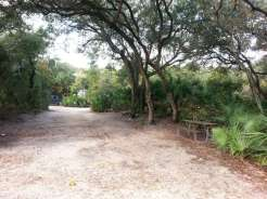 North Beach Camp Resort in Saint Augustine Florida Pull thrus